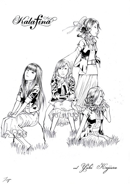 Kalafina and Yuki Kajiura